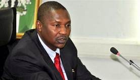 Attorney General of the Federation and Minister of Justice, Mr. Abubakar Malami, SAN.