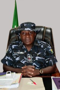 CP Ari Muhammed Ali, Delta State Police boss.