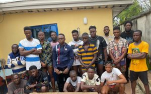 Cult suspects arrested at Onicha-Ugbo