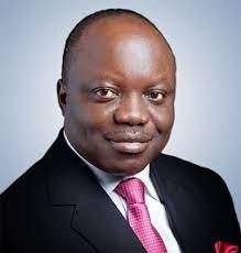 Dr. Emmanuel E. Uduaghan, former governor of Delta State.