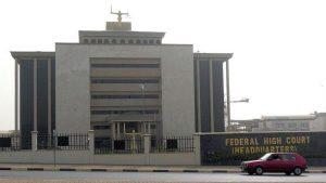 Federal High Court Headquarters, Abuja.