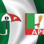 PDP and APC logos
