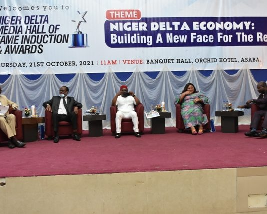 DOPF 2021 Annual Lecture panel of discussants.