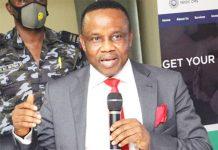 Mr. Efiong Akwa, NDDC Interim Administrator.