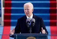 US President, Joe Biden.