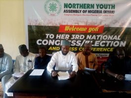 Northern Youth Assembly of Nigeria.