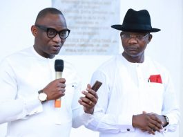 Pere-Gbe-left-and-Charles-Aniagwu-at-the-post-exco-press-briefing