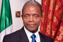 Vice President Yemi Osinbajo.
